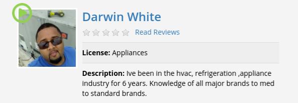 diy appliance repair